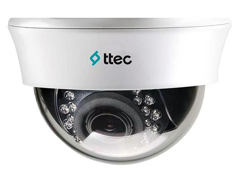 Ttec CAM IDM2020V AHD Dome Kamera