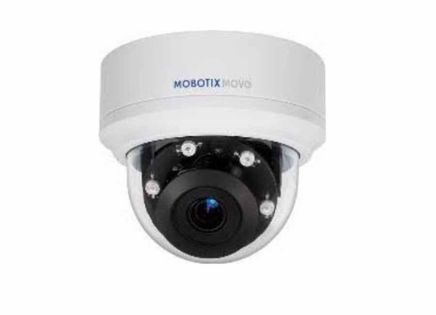 Mobotix Move VD 2 IR IP Dome Kamera