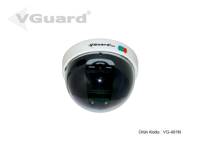 VGUARD VG-481N Dome Kamera