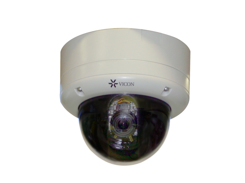 Vicon V700W I312 Analog Dome Kamera