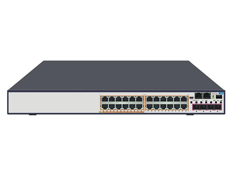 ZTE 5950 36PM 10/100/1000 PoE Switch
