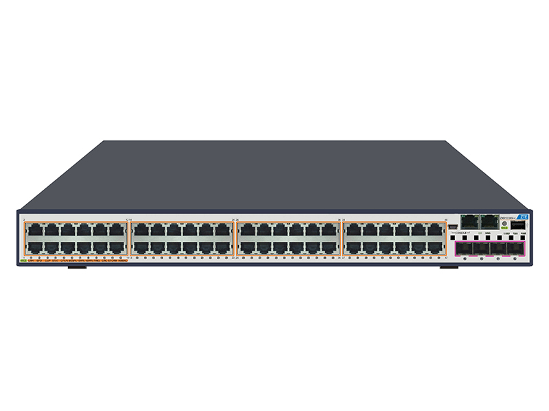 ZTE 5950 52PD L 10/100/1000 PoE Switch