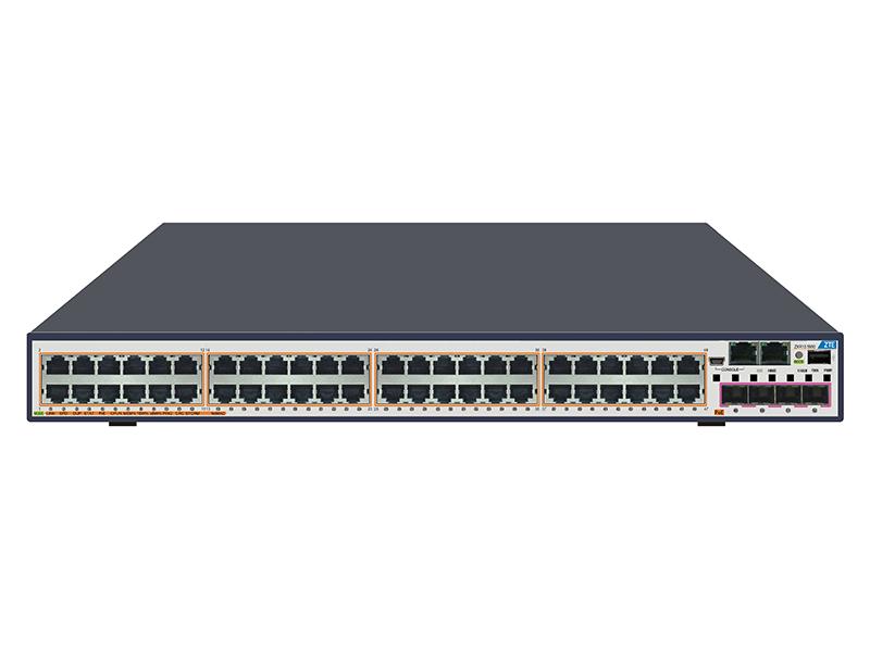 ZTE 5950 60PM 10/100/1000 PoE Switch