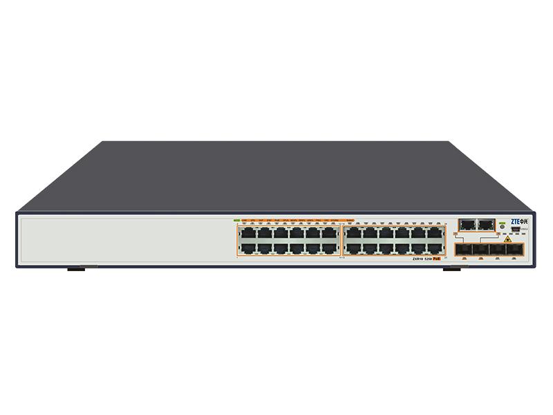 ZTE RS 5250 28PC 10/100/1000 PoE Switch