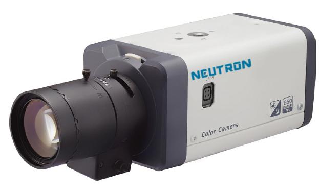 Neutron CA-F581EP-A Analog Box Kamera