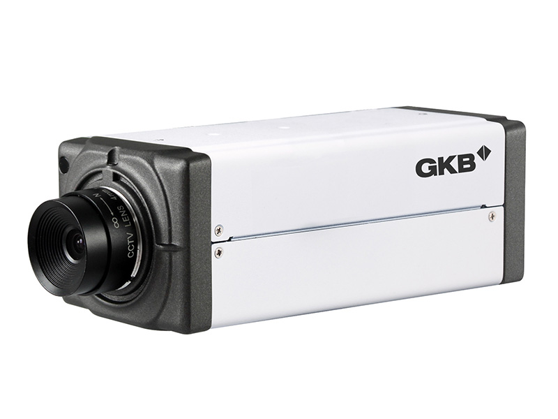 GKB D3831PT IP HD Box Kamera