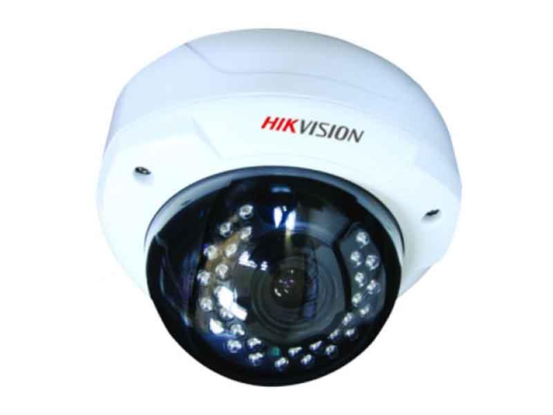 Hikvision HV 2012WDR Analog Dome Kamera