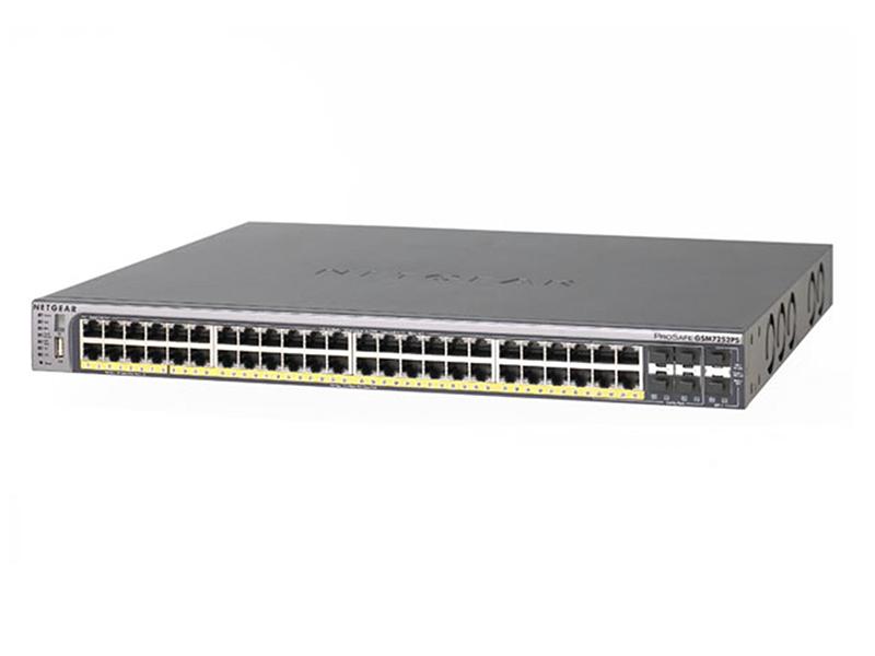 Netgear GSM7252PS 100EUS PoE Switch