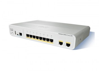 Cisco-Catalyst-2960CPD-8PT L