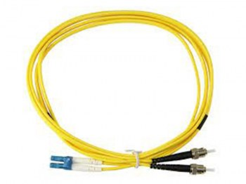 Ecolan LcSt 9125 10 Mt. Sm Duplex Patch Cord Fiber Optik Kablo