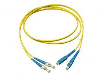 Ecolan StSc 9125 1 Mt. Sm Duplex Patch Cord Fiber Optik Kablo