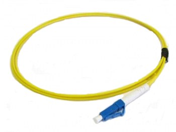 Hcs  Lc 9125 1 Mt. Sm Tight Buffer Fiber Optik Pigtail
