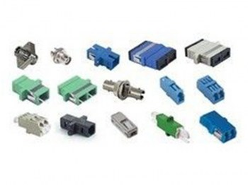 Hcs LcPc Mm Duplex Fiber Optik Coupler