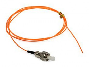 Hcs St 62,5125 1 Mt. Mm Tight Buffer Fiber Optik Pigtail