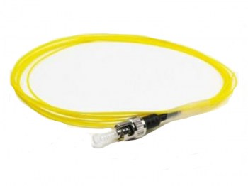 Hcs St 9125 1 Mt. Sm Tight Buffer Fiber Optik Pigtail