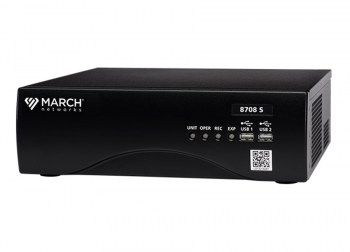 March Networks 8708 S