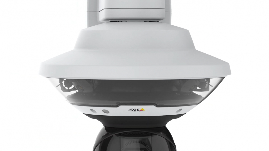 AXIS Q6100-E IP KAMERA 20 MP (4X5 MP)